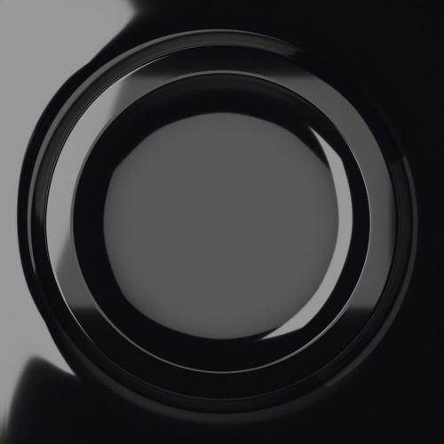 Керамическая плитка для стен Baldocer Opal Black Gloss 25x25