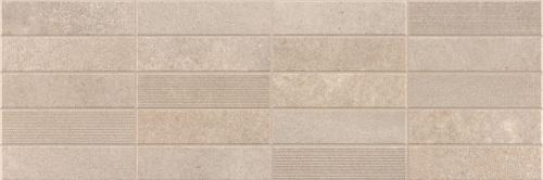 Керамическая плитка для стен Baldocer Pierre Link Taupe Rectificado 40x120