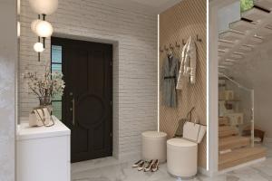 Проект дома с коллекцией Kerasol Calacatta_2