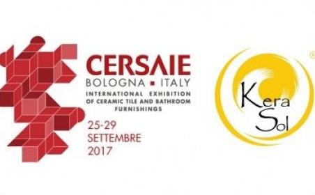 Выставка CERSAIE 2017