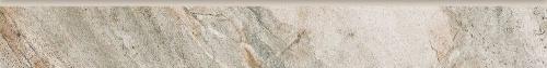 Плинтус керамический Kerranova Genesis Grey/Серый K-103/SR/p01 Structure 7,6x60