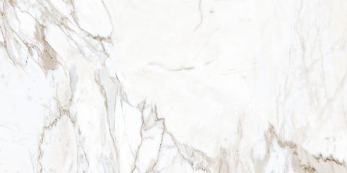 Керамогранит Kerranova Calacatta Gold White/Белый K-1001/SR Full Body Structure 30x60