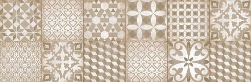 Керамическая плитка для стен Plaza Silex Decor Hydra Beige Rectificado 30x90