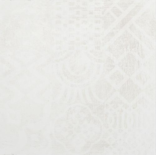 Керамогранит Roca Claque Hidraulico Blanco 61,5x61,5