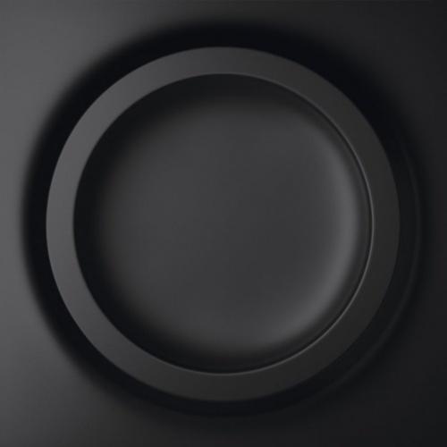 Керамическая плитка для стен Baldocer Opal Black Satin 25x25
