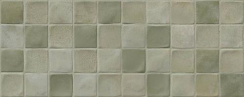 Керамическая плитка для стен Keros Mayolica Decorado Musgo 20x50