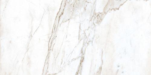 Керамогранит Kerranova Calacatta Gold White/Белый K-1001/SCR Full Body Sugar Structure 30x60