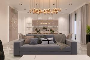 Проект дома с коллекцией Kerasol Calacatta_3
