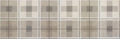 Керамическая плитка для стен Baldocer Canvas Spin Tartan 28x85