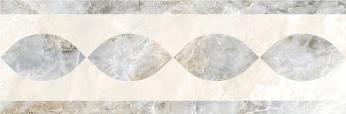 Декор напольный Kerranova Canyon Сut Grey/Серый K-905/LR/f01 Lapatto 20x60