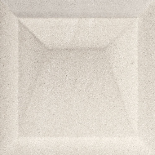 Керамическая плитка для стен Baldocer Akan Solid Sand 25x25