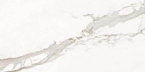 Керамогранит Kerranova Calacatta Gold White/Белый K-1001/LR Full Body Lappato 60x120