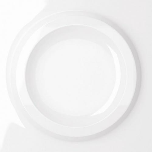 Керамическая плитка для стен Baldocer Opal White Gloss 25x25