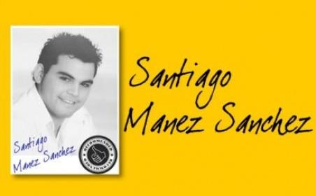 Знакомьтесь! Santiago Manez Sanches