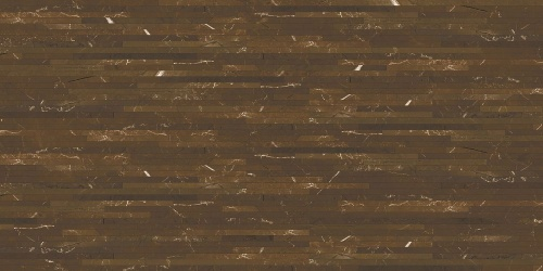 Декор напольный Kerranova Pulpis Brown/Коричневый K-1002/MR/d01 Full Body Matt 30x60