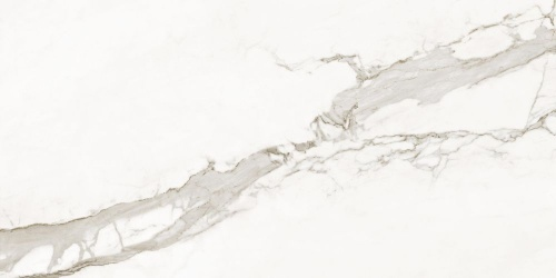 Керамогранит Kerranova Calacatta Gold White/Белый K-1001/MR Full Body Matt 60x120
